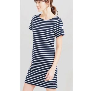 NWOT Joules Riviera Striped T-Shirt Dress